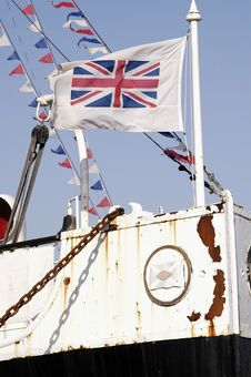 Free Britannia Rules The Waves Royalty Free Stock Photos - 317908