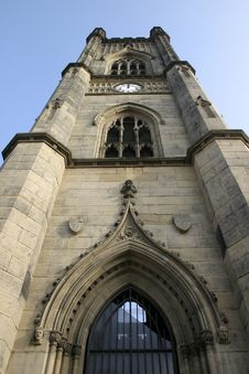 Free Liverpool Church Steeple Stock Photo - 318010