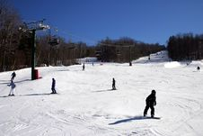 Free Loon Mountain Ski Resort Stock Photo - 318040