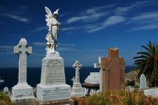 Free Waverley Cemetery Royalty Free Stock Photo - 318865