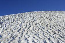 Free Sentinel Dome Snow Stock Photo - 319030