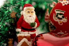 Free Santa2 Royalty Free Stock Photos - 319628