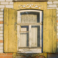 Free Traditional Russian Window Royalty Free Stock Images - 3104429