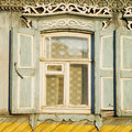 Free Traditional Russian Window Stock Images - 3104504
