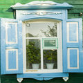 Free Traditional Russian Window Stock Photos - 3104533