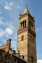 Free Intricate Church Steeple Royalty Free Stock Photography - 3105087