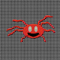 Free Screen Mesh Stock Image - 3109491