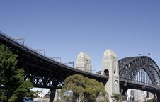 Free Sydney Harbour Bridge Stock Photos - 3100003