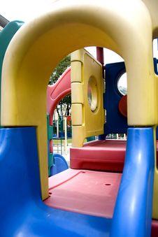 Free Playground Royalty Free Stock Image - 3100376