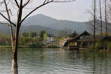 Free Lake And Mountain Stock Photo - 3101230