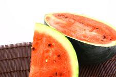 Free Watermelon Stock Image - 3101941
