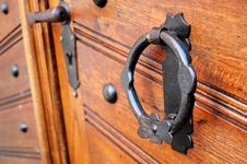 Old Fashioned Door Stock Photos