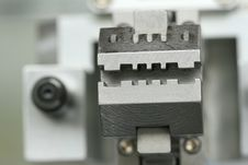 Free Gripper Of The Robot Royalty Free Stock Image - 3103266