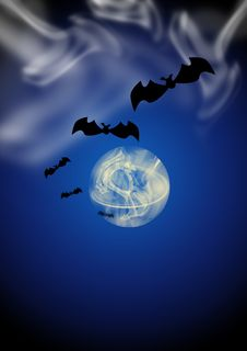 Free Midnight On Halloween Stock Photo - 3103290