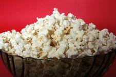 Free Popcorn Bowl Royalty Free Stock Photos - 3103538