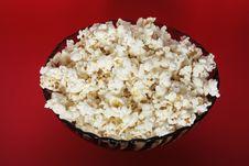 Free Popcorn Bowl Royalty Free Stock Photography - 3103637