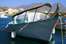 Free Boats In Canary Islands Stock Image - 3103951