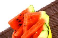Free Watermelon Royalty Free Stock Image - 3104076