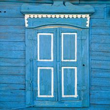 Free Traditional Russian Window Stock Photos - 3104233