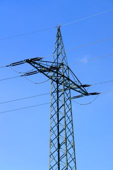 Free Electric Mast Stock Images - 3104514