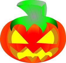 Free Halloween Jack O Lantern Royalty Free Stock Photo - 3104655