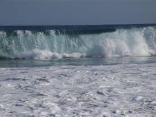 Free Waves Royalty Free Stock Photo - 3105505