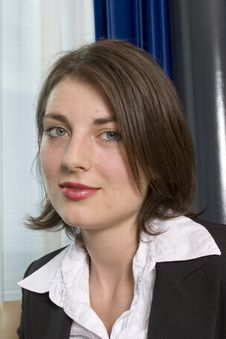 Free Businesswoman Portrait Stock Images - 3106114