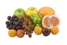 Free Colorful Fruits Stock Photography - 3106322
