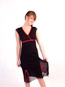 Free Beautiful Brunette Teen Royalty Free Stock Image - 3106796