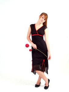 Free Beautiful Brunette Teen Royalty Free Stock Image - 3106856