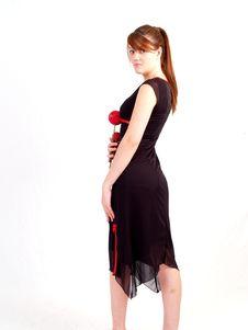 Free Beautiful Brunette Teen Stock Photos - 3106863