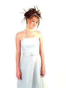 Free Beautiful Brunette Teen Royalty Free Stock Photo - 3107075
