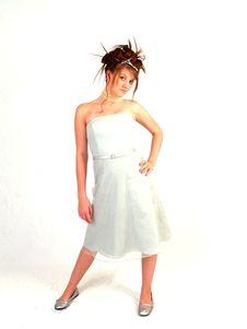 Free Beautiful Brunette Teen Stock Photo - 3107160