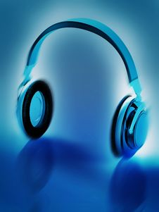 Free Headphones Royalty Free Stock Images - 3107329