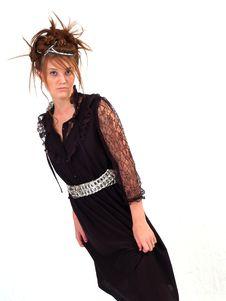 Free Beautiful Brunette Teen Royalty Free Stock Photo - 3107375