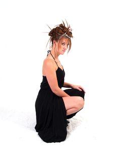Free Beautiful Brunette Teen Stock Photo - 3107430