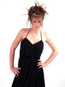 Free Beautiful Brunette Teen Stock Photography - 3107472