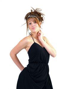 Free Beautiful Brunette Teen Stock Photography - 3107482