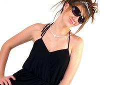 Free Beautiful Brunette Teen Stock Photos - 3107523