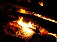 Free Campfire Stock Photo - 3107950