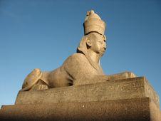 Free Sphinx Royalty Free Stock Image - 3108276