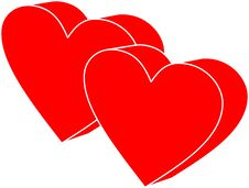 Free Love Heart Stock Image - 3108411