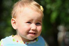 Free Little Girl Smiling Stock Photos - 3108733