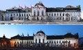 Free Bratislava - Presidential Palace - Panoramas Royalty Free Stock Photography - 31008597