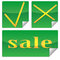 Free Green Stickers Stock Photos - 31001523