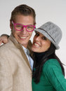 Free Funny Couple. Stock Photography - 31010422