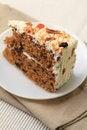 Free Prune Cake Royalty Free Stock Photo - 31012595