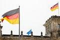 Free Germany Vs European Union Stock Photography - 31015412
