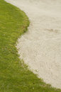 Free Golf Bunker And Grass Stock Images - 31016744