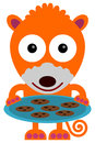 Free Hamster&x27;s Cookies Royalty Free Stock Photos - 31018068